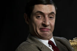 Mr. Bean lookalike